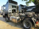 Camion del trattore di Sinotruk HOWO 4X2, testa del trattore, camion del trattore di potere