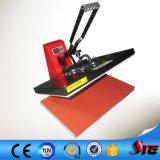 Máquina de transferencia termal caliente de alta presión de la impresora