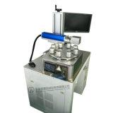 Laser-Selbstlaser-Markierungs-Maschine mit Arbeitsstellen