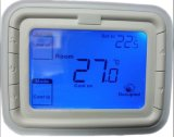 T6861 regulador de temperatura electrónico del termóstato de la casa de la HVAC Honeywell Digital