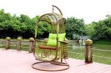 Silla moderna al aire libre del oscilación del jardín del nuevo diseño 2017 (HC8090)
