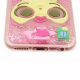 Weiches Kaninchen-transparenter Handy-Fall des Kleber-TPU Judy für Huawei P9 Lite/Samsung-Anmerkung 7 mit Weibchen (XSDD-064)