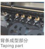 Kalte klebende rückseitige verbindliche Lochstreifenmaschine 2017
