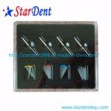 Alberino dentale della fibra di vetro del filetto