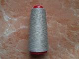 Poliestere Nm1/68/tela 75/25 di filato candeggiato del briciolo per lavorare a maglia