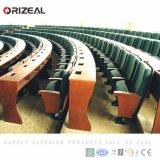 Cadeiras de madeira justas do teatro do cantão de Orizeal 2015 (OZ-AD-236)