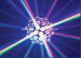 A luz mágica da esfera de cristal do diodo emissor de luz do RGB 3in1/luz do estágio/luz para KTV, barra do efeito, efeito de Disco/LED iluminam a luz do estágio de iluminação do diodo emissor de luz da luz da cabeça do disco do DJ