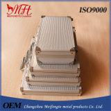 Cassa di strumento di alluminio su ordinazione dell'OEM di MFT con l'alta qualità