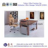 나무로 되는 가구 사무실 책상 컴퓨터 테이블 중국 가구 (BF-009A#)