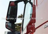 Sinotruk HOWO A7 덤프 트럭과 팁 주는 사람 트럭