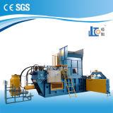 Hba100-110110 máquina de embalaje hidráulica horizontal completa para plástico