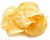 Línea de transformación fresca de la patata frita sin el embalaje