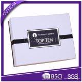 상류 반점 소매를 가진 머리를 위해 포장하는 UV 마분지 선물 상자