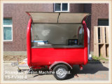 Ys-Fv300-6 Multifunction Food Cart Trailer Mobile Buffet Car