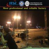 Braguero de la iluminación para los acontecimientos al aire libre en el mercado de Kazakhstan
