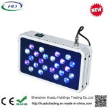 70W Dimmable LED Aquarium Light para tanques de recife de água salgada (Artemis-2)