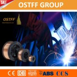 Glatter beständiger Schweißens-Draht Aws Er70s-6 (Plastikspule) Lichtbogen-China-MIG