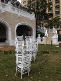 La silla de madera de Chiavari del color blanco para la boda utilizó (CGW1604)