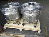 衛生316ステンレス鋼車輪が付いている200リットルのドラム