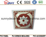 PVC天井タイルPVC壁パネル595mmx595mm