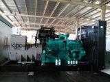 Jogo de gerador silencioso Diesel psto por Cummins Engine (KTA50-G3)