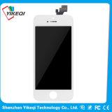 Écran LCD blanc initial de téléphone mobile d'OEM pour l'iPhone 5g