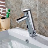Flg Auto Touch Sensor Faucet Bathroom Basin Tap Deck Mounted