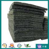 Material não tecido do algodão da tela sentido para a isolação sadia