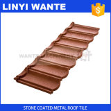 Linyi Wante Azulejos de hoja de techos de acero revestidos de piedra