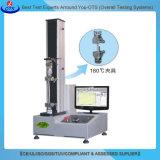 Machine automatique de test de résistance à la traction de fibre de colonne simple automatique