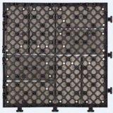 Heiße Fußboden-Fliesen100% zurückführbare PS Decking-Fliesen des Verkaufs-DIY moderne