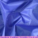 la tela de nylon del tafetán 300t para las chaquetas impermeabiliza la tela