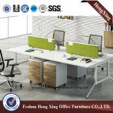 Partición durable de la oficina del precio competitivo con la estructura del metal (HX-6M206)