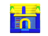 Хвастуна конструкции OEM скольжение дома нового раздувного скача для спортивной площадки