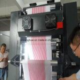 非2つのカラーWovensファブリックFlexoprinting機械