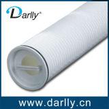 Filtro em caixa plissado série da fibra de vidro do Hf