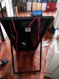 congelador de refrigerador accionado solar 300L para el hogar y el anuncio publicitario