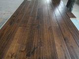 Installation de plancher de bois dur (plancher de bois dur)