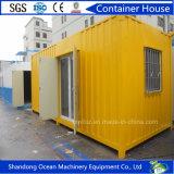 De mobiele Luxe Gemakkelijk om het Vouwen van het Huis van de Container van Staal Sturcture China te installeren maakte de Fabrikanten van het Huis