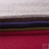Yark pelo y tejido de lana de punto para el invierno con