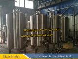 Acier inoxydable mûrissant le fermenteur de bière de réservoirs de Lagering de bière de réservoirs de maturation de cidre de réservoir