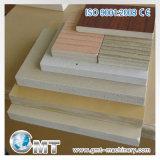 Línea plástica estirador de la maquinaria de la tarjeta del perfil del suelo del PE WPC de los PP