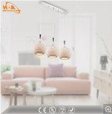 Energy-Saving van de Winkel van de koffie de Warme Witte Drie Lamp van de Tegenhanger