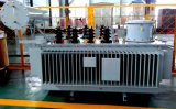 11KV S11 시리즈 2000KVA 저손실 기름에 의하여 가라앉히는 전기 변압기