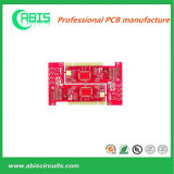 Design de OEM Bevel Edge Gold Finger PCB Line Board