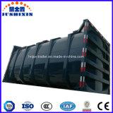 20feet 29500litersの炭素鋼の粉タンク容器