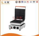 Quadratischer Waffel-Bäcker Guangzhou-Shuangchi 4-Head/Waffel-Hersteller