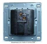 Plastique aucuns boutons de sortie de porte de COM avec lumineux (SB1L)