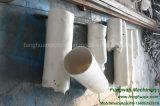 Wir bieten das Plastik-PVC-Rohr an, das Gerät zerquetscht