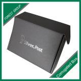 Caixa de cartão personalizada embalada lisa da impressão do tamanho para empacotar